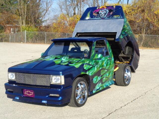 Image 1 of Chevrolet: S-10 Flt/wideside…