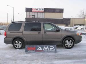 2005 Pontiac Montana SV6 w/1SB We Approve All Credit