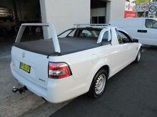 2012 Holden Ute VE II MY12 Omega White Auto Sports Mode Utility Croydon Burwood Area Preview