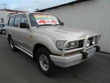 1993 Toyota LandCruiser Wagon Grovedale Geelong City Preview