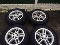 Land Rover Discovery 18 inch Alloy wheels