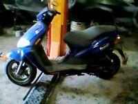 Derbi Atlantis 85 cc moped scooter