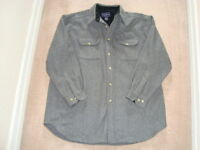 MENS WOOL  SHIRT JACKET