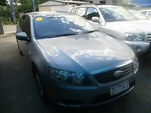 2008 Ford Falcon FG XT Silver 5 Speed Sports Automatic Sedan Bray Park Pine Rivers Area Preview