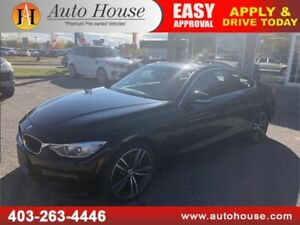 2015 BMW 435I XDRIVE M PACKAGE NAVIGATION BACKUP CAMERA