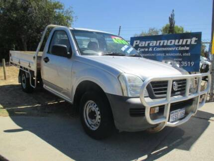 2006 HOLDEN RODEO TRAYBACK UTE---ONLY 129987KS--- Wangara Wanneroo Area Preview