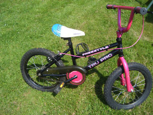 16 inch Tru Pro bike for sale