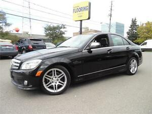 2009 MERCEDES BENZ C300 4MATIC AMG
