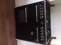 Stoves cooker/oven for sale! 3 ovens, 5 gas burners, black, beautiful, all in working order!