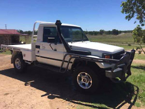 Toyota landcruiser ute hdj79r turbo diesel Warwick Southern Downs Preview