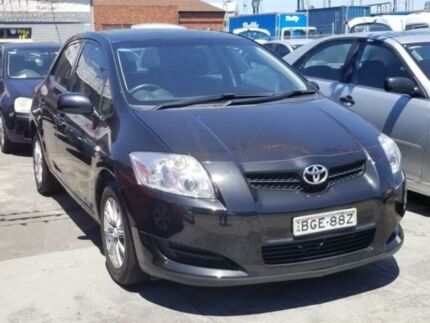 2008 Toyota Corolla ZRE152R Ascent ** Low 96,000 Kms ** 4 Speed Automatic Hatchback