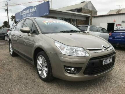 2010 Citroen C4 MY09 Exclusive Gold 4 Speed Automatic Hatchback South Geelong Geelong City Preview