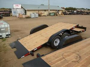 "New 3/4"" Tilt Equipment Trailer by SWS -*-*$7,717.00 Tax In*-*-"