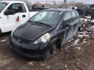 2007 Honda Fit just in for parts at Pic N Save!