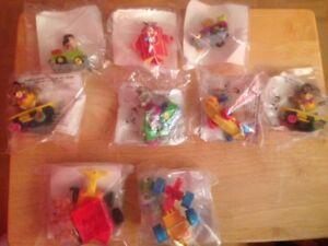 14 Figurines Mcdonald (Peanuts- Yo Yogi – Bébé Muppet)