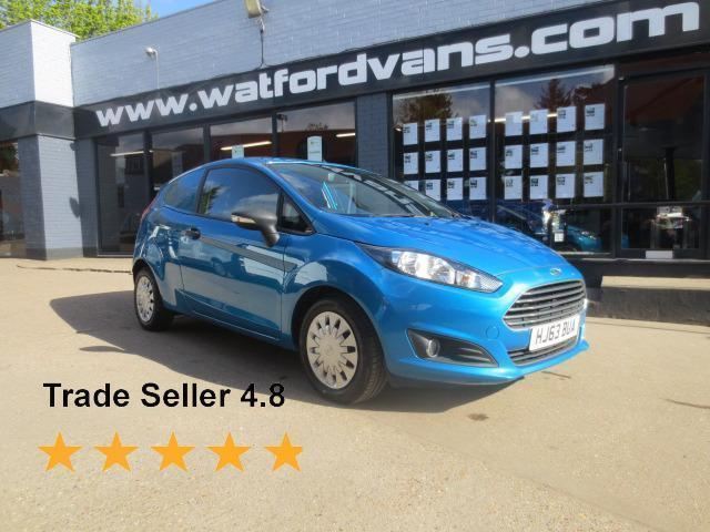 2013 Ford Fiesta 1.6TDCi ECOnetic A/C*E/E*Cruise Ctr Diesel blue Manual