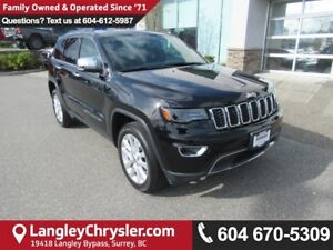 2017 Jeep Grand Cherokee Limited <B>*8.4 TOUCHSCREEN MEDIA*PA...