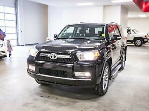 2013 Toyota 4Runner Limited, Navigation, Leather, Heated Seats,