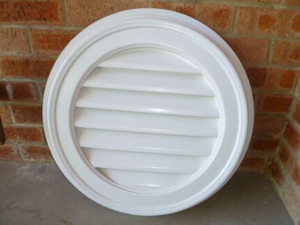 Gable Vents Round Round Vents,new,550 mm
