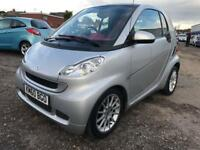 2010 60 SMART FORTWO 1.0 PASSION MHD AUTO 71 BHP PANROOF