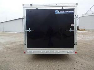 2016 Cargo Express AX Aluminum Cargo 7 x 16!! ALL LED LIGHTS!! London Ontario image 3