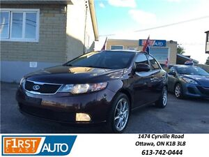 2011 Kia Forte - Fully Loaded - Good On Gas! - Nice Car Must See