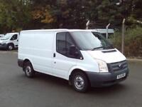 Ford Transit T280 SWB Low Roof Van tdci 125ps DIESEL MANUAL WHITE (2014)