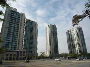 2 Bedrooms w/2wshrm condo at Sherway dr. across Sherway Gardens
