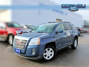 2012 GMC Terrain SLE-2 BLUETOOTH~HTD SEATS~PWR SEATS~BACKUP CAM