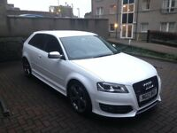 Stunning Low Millage Audi S3 Black Edition for Sale