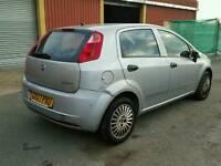 Fiat Grande Punto 1.2L (07)