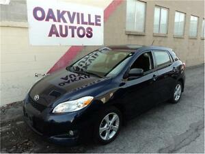 2013 Toyota Matrix-MANUAL- SAFETY & WARRANTY INCLUDED