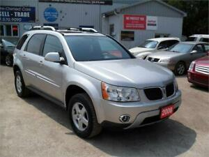 2008 Pontiac Torrent FWD|NO ACCIDENTS|CERTIFIED|MUST SEE