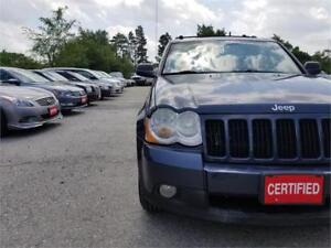2008 Jeep Grand Cherokee Laredo Accident Free Fully Certified