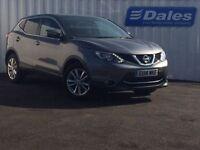 Nissan Qashqai Acenta Premium 1.5 Dci (grey) 2014