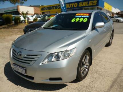 2006 Toyota Camry Altise 2.4 Litre Manual Sedan Wangara Wanneroo Area Preview