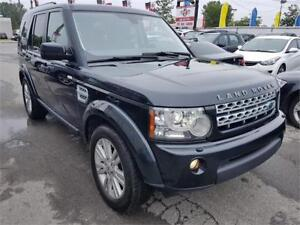 2011 Land Rover LR4 LUX, 4X4, CAM, NAV, 7 PLACE, TOIT PANO, CUIR