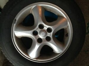 MAG AND TIRES - 16 INCH WITH MAG RIMS INCLUDED