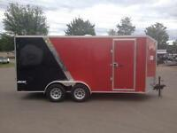 2016 Pace 7' x 16' Journey Special Edition Trailer