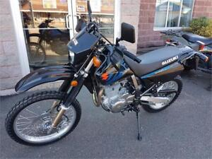 Reduced to Clear!  2017 Suzuki DR650 ONLY $5599++