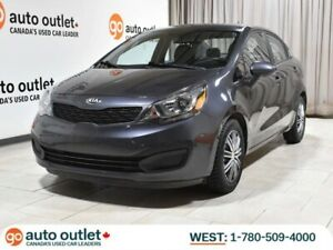 2015 Kia Rio LX+ ECO Auto, Heated Seats, Bluetooth