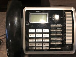 2 Line phone with answering machine!