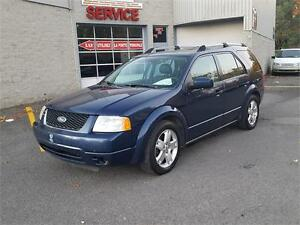 2005 Ford Freestyle Limitée CUIR TOIT MAGS DVD 6 PASSANGER West Island Greater Montréal image 2
