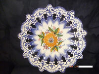 BEAUTIFUL ANTIQUE WALL PLATE