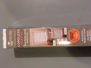 Cordless Celestial Sheer Double Blinds