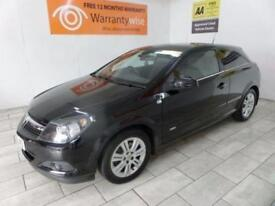 BLACK VAUXHALL ASTRA 1.6 DESIGN ***from £89 per month***