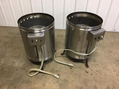 Dunbar Manufacting Kettle Corn Stove - Electric - 2qty