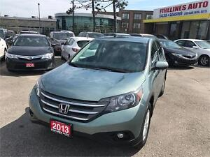 2013 Honda CR-V EX,SUNROOF,NO ACCIDENTS