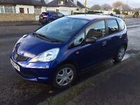 HONDA JAZZ I-VTECH S, 60 PLATE, LOW MILEAGE, IMMACULATE CONDITION