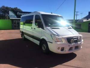 Mercedes-Benz Sprinter 319CDI Ambo fit-out #520 Moorooka Brisbane South West Preview